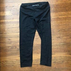 Outdoor Voices Pants - OV TechSweat 7/8 Flex Leggings {Night}